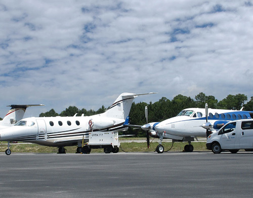 Business Aviation Is Bigger In Texas