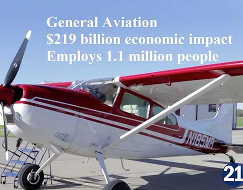 Video: Rep. Sam Graves Knows Business Aviation Works